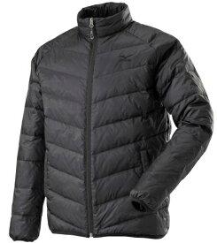 ミズノ mizuno メンズ ジャケット・ブルゾン ブレスサーモダウンジャケット(Mサイズ/ブラック)C2JE0601 09