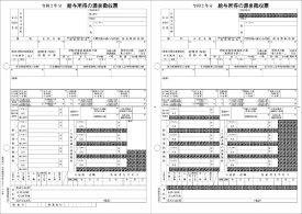 弥生 Yayoi 〔レーザー〕令和2年分弥生ページプリンタ用源泉徴収票(200人用) 202103