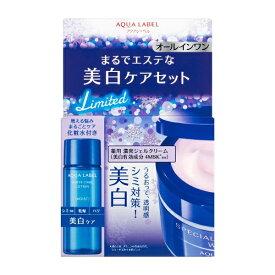 資生堂 shiseido AQUALABEL(アクアレーベル) スペシャルジェルクリームA (ホワイト) セットa 90g (医薬部外品) [オールインワンスキンケア]