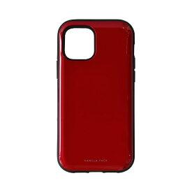 ラスタバナナ RastaBanana iPhone 12 mini 5.4インチ対応 VANILLA PACK レッド 5626IP054HB