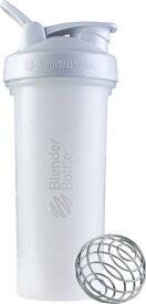 ブレンダーボトル Blender Bottle ブレンダーボトル クラシックV2 28オンス(800mL/ホワイト) BBCLV228