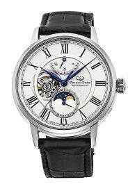 オリエント時計 ORIENT オリエントスター(Orientstar) Classic「メカニカルムーンフェイズ」 RK-AY0101S [正規品]