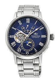 オリエント時計 ORIENT オリエントスター(Orientstar) Classic「メカニカルムーンフェイズ」 RK-AY0103L [正規品]