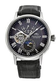 オリエント時計 ORIENT オリエントスター(Orientstar) Classic「メカニカルムーンフェイズ」 RK-AY0104N [正規品]