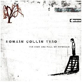 日本クラウン NIPPON CROWN Romain Collin(p)/ The Rise and Fall of Pipokuhn【CD】