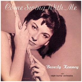 日本クラウン NIPPON CROWN Beverly Kenney(vo)/ Come Swing with Me【CD】