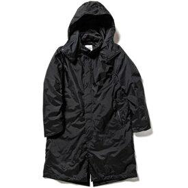 NANGA ナンガ 男女兼用 オーロラステンカラーダウンコート AURORA SOUTIEN COLLAR DOWN COAT(Sサイズ/ブラック) N1ASBKE0