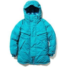 NANGA ナンガ 男女兼用 マウンテンビレーコート MOUNTAIN BELAY COAT(Sサイズ/ターコイズ) N1MCQSE1