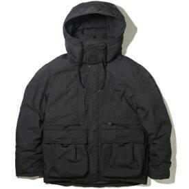NANGA ナンガ メンズ タキビダウンジャケット TAKIBI DOWN JACKET(XLサイズ/チャコール) N1TJCCH2【返品交換不可】