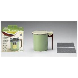 高木金属工業 フッ素コート活性炭油ろ過ポットWミニ 0.55L KWPM-0.55