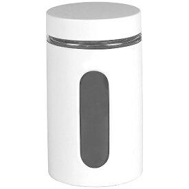 パール金属 PEARL METAL コマド ガラス製キャニスター 1000ml HB-4533