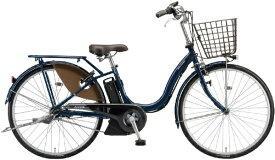 ブリヂストン BRIDGESTONE 電動アシスト自転車 アシスタU STD E.Xモダンブルー A6SC11 [3段変速 /26インチ]【組立商品につき返品不可】 【代金引換配送不可】