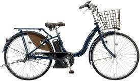 ブリヂストン BRIDGESTONE 電動アシスト自転車 アシスタU STD E.Xモダンブルー A4SC11 [3段変速 /24インチ]【組立商品につき返品不可】 【代金引換配送不可】