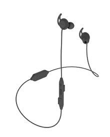 マクセル Maxell ブルートゥースイヤホン カナル型 寝ごこちホン ブラック MXH-BTC14BK [リモコン・マイク対応 /ワイヤレス(左右コード) /Bluetooth]