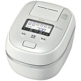 タイガー TIGER 圧力IH炊飯器 炊きたて ご泡火炊き オーガニックホワイト JPD-G060WG [圧力IH /3.5合]