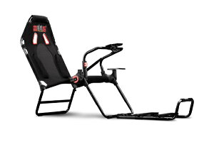 Next Level Racing ネクストレベルレーシング NLR-S021 ゲーミングシート 折りたたみ式 Next Level Racing GT Lite