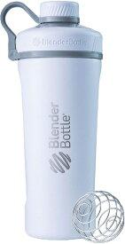 ブレンダーボトル Blender Bottle ブレンダーボトル ラディアン ステンレススチール 26オンス(760mL/ホワイト) BBRDS26