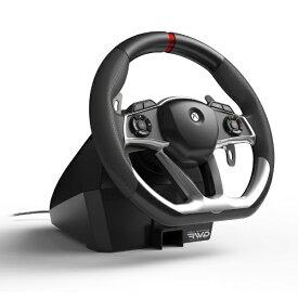 【2021年1月】 HORI ホリ Force Feedback Racing Wheel DLX for Xbox Series X S AB05-001【Xbox Series X S/Xbox One】