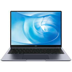 HUAWEI ファーウェイ KELWFEHS5CNCWNUA ノートパソコン MateBook 14(タッチパネル) スペースグレー [14.0型 /AMD Ryzen 7 /SSD:512GB /メモリ:16GB /2020年11月モデル]