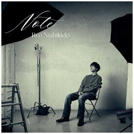 NOMAD RECORDS 錦戸亮/ Note 通常盤(CD+Blu-ray Disc)【CD】