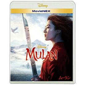 ウォルト・ディズニー・ジャパン The Walt Disney Company (Japan) ムーラン MovieNEX【ブルーレイ+DVD】