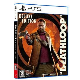 【2021年05月21日発売】 ベセスダ・ソフトワークス 【予約特典付き】DEATHLOOP Deluxe Edition【PS5】