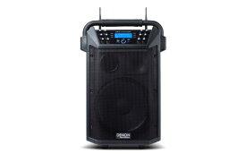 DENON Professional デノンプロフェッショナル プロフェッショナルモバイルPAシステム オールインワンモバイルPAスピーカー AudioCommander [Bluetooth対応]