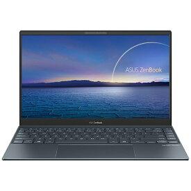 ASUS エイスース UX325EA-EG124TS ノートパソコン ZenBook 13 UX325EA パイングレー [13.3型 /intel Core i7 /SSD:512GB /メモリ:16GB /2020年11月モデル]