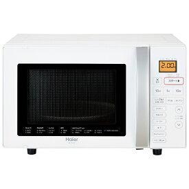 ハイアール Haier オーブンレンジ ホワイト JM-V16E [16L]