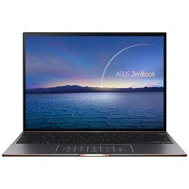 ASUS エイスース ノートパソコン ZenBook S ジェードブラック UX393EA-HK001TS [13.9型 /intel Core i7 /SSD:1TB /メモリ:16GB /2020年11月モデル]