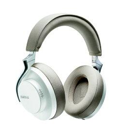 SHURE シュアー ブルートゥースヘッドホン AONIC50 SBH2350WH-A [リモコン・マイク対応 /Bluetooth /ノイズキャンセリング対応]
