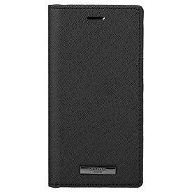 坂本ラヂヲ iPhone 12 mini EURO Passione PU Leather Book CBCEP-IP10BLK ブラック