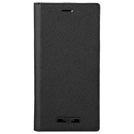坂本ラヂヲ iPhone 12 / 12 Pro EURO Passione PU Leather Book CBCEP-IP11BLK ブラック