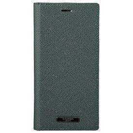 坂本ラヂヲ iPhone 12 / 12 Pro EURO Passione PU Leather Book CBCEP-IP11FGR グリーン