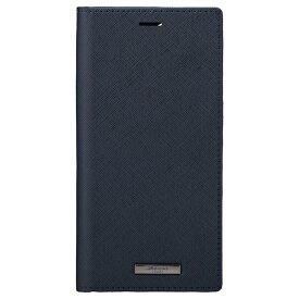 坂本ラヂヲ iPhone 12 Pro Max EURO Passione PU Leather Book CBCEP-IP12DNV ネイビー