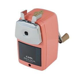 カール事務器 CARL エンゼル5 プレミアム3 鉛筆削器 ピンク A5PR3-P