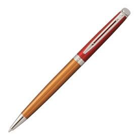 ウォーターマン WATERMAN メトロポリタン エッセンシャル ボールペン サンセットオレンジ 2118339
