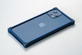 GILD design ギルドデザイン ソリッドバンパー for iPhone 12 Pro Max マットブルー GI-430MBL