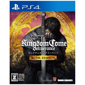 【2021年02月18日発売】 DMM GAMES. ディーエムエムゲームズ キングダムカム・デリバランス ロイヤルエディション【PS4】