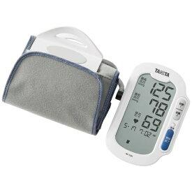 タニタ TANITA BLE通信機能付き血圧計 ホワイト BP224LWH [上腕(カフ)式]
