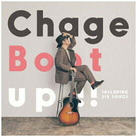 ユニバーサルミュージック Chage/ Boot up !! 通常盤【CD】