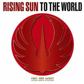 エイベックス・エンタテインメント Avex Entertainment EXILE TRIBE/ RISING SUN TO THE WORLD 通常盤(Blu-ray Disc付)【CD】