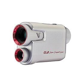 VOICE CADDIE ボイスキャディ VOICE CADDIE CL2(ホワイト×レッド/34×65.5×103.4mm)