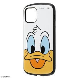 イングレム Ingrem iPhone 12/12 Pro 6.1インチ対応 『ディズニーキャラクター』/耐衝撃ケース MiA/『ドナルドダック/フェイスアップ』 IN-DP27AC4/DDA1 『ドナルドダック/フェイスアップ』