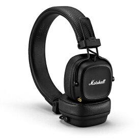 Marshall マーシャル ブルートゥースヘッドホン MAJOR-IV-BLACK [リモコン・マイク対応 /Bluetooth]