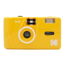 コダック Kodak M38 フィルムカメラ イエロー