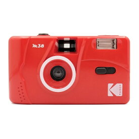 コダック Kodak M38 フィルムカメラ フレイムスカーレット