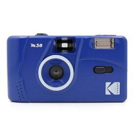 コダック Kodak M38 フィルムカメラ クラシックブルー