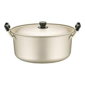 アカオアルミ AKAO ALUMINUM アカオ しゅう酸 実用鍋(硬質) 39cm <AZT8711>