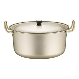 アカオアルミ AKAO ALUMINUM アカオ しゅう酸 実用鍋(硬質) 45cm <AZT8713>
